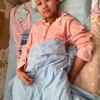 我的女儿才11岁,病的很重,紧急求助!_证明材料