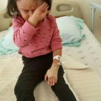 三岁女童神经母细胞瘤四期,寻求帮助_证明材料